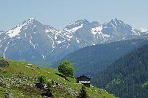 Tujetsch und Berge – Wanderung Graubünden