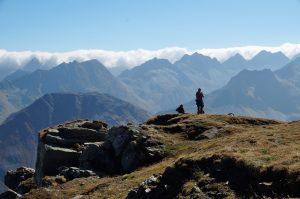 Surselva von oben – Wanderung Graubünden