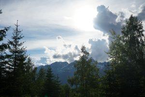 Berge der Surselva