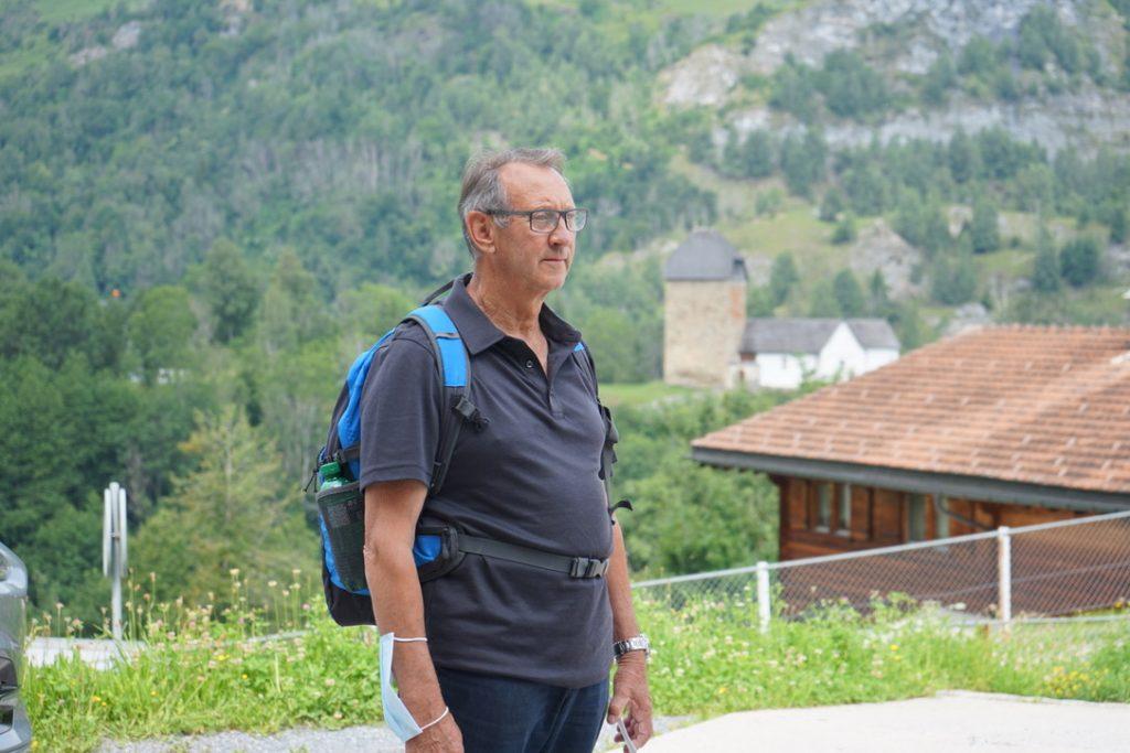 Simon Derungs Wanderführer