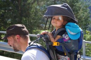 Wandern mit Kindern durch die Surselva