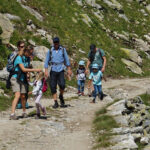 Wanderung mit Kindern in der Surselva